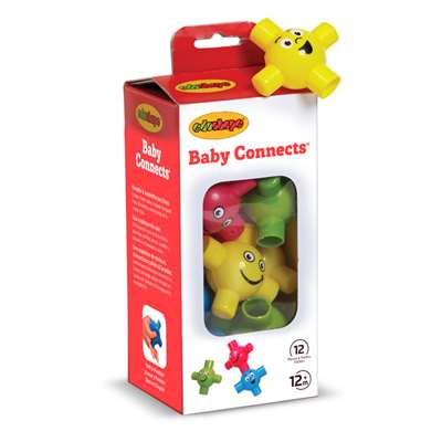 Baby Connects 12 Pieces By Edushape