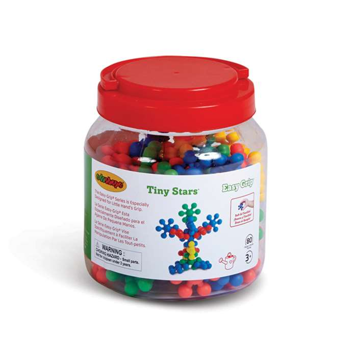 Shop Easy Grip Tiny Stars - Edu929004 By Edushape