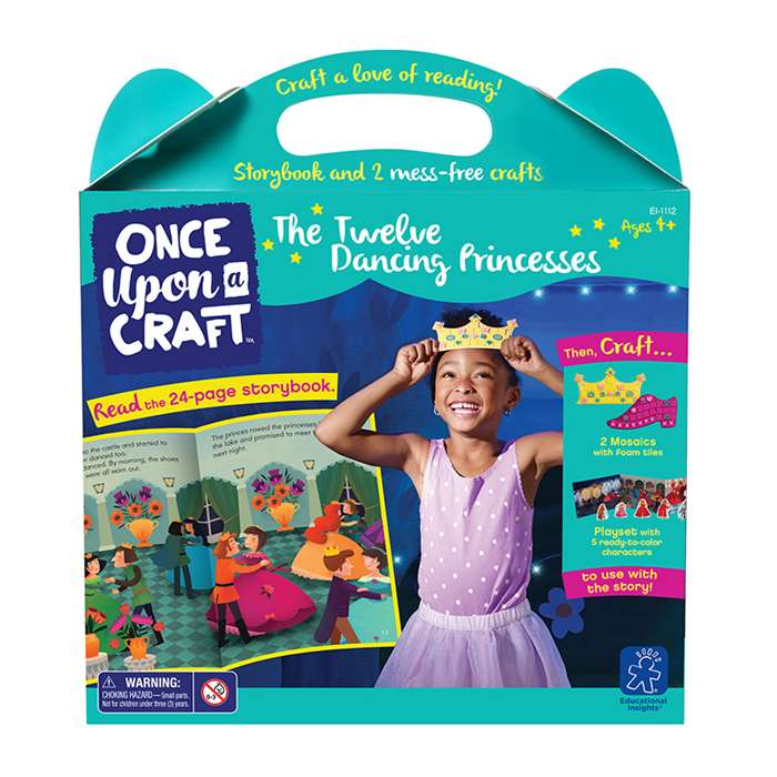 Once Upon A Craft Twelve Dancing Princesses, EI-1112