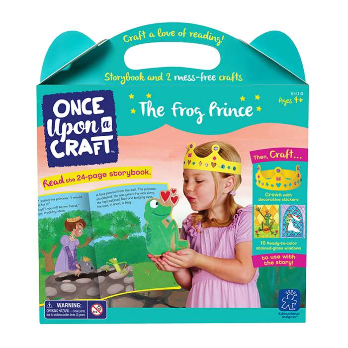 Once Upon A Craft The Frog Prince, EI-1113