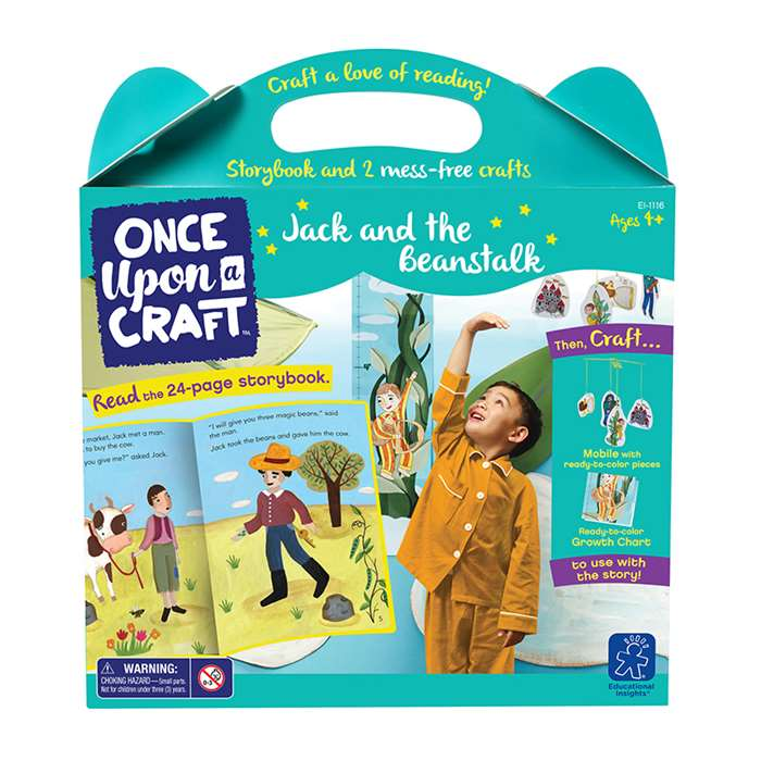 Once Upon A Craft Jack And The Beanstalk, EI-1116