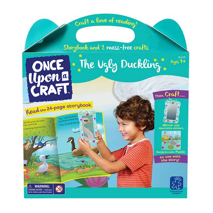 Once Upon A Craft The Ugly Duckling, EI-1117