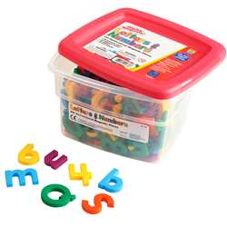 Alpha And Mathmagnets Multi 214-Pk By Educational Insights