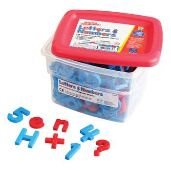 Alpha And Mathmagnets Coded 214-Pk By Educational Insights