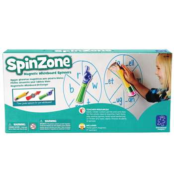 Spinzone Magnetic Whiteboard Spinners By Educational Insights