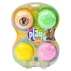 Playfoam Sparkle 4 Pack By Educational Insights