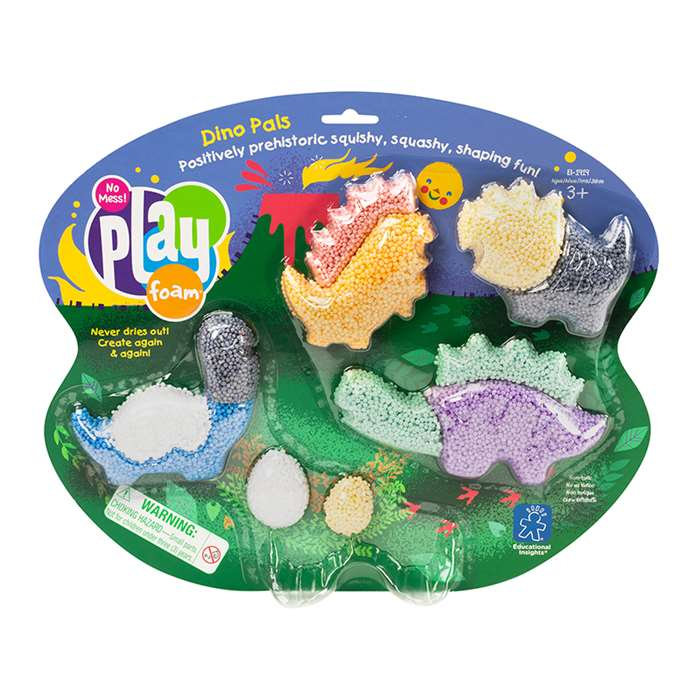 Playfoam Dino Pals Themed Set, EI-1919