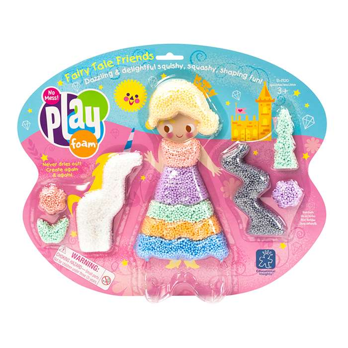 Playfoam Fairytale Friends Themed Set, EI-1920