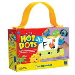 Hot Dots Jr Cards The Alphabet By Educational Insights