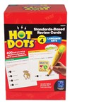 Hot Dots Standards Based Language Arts 4 By Educational Insights