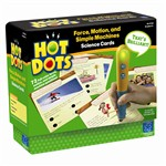 Hot Dots Science Set Force & Motion By Educational Insights