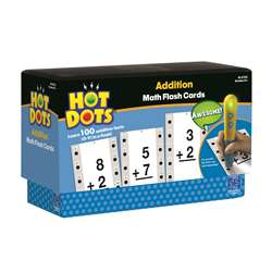 Hot Dots Addition Facts 0-9 By Educational Insights