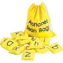 Alphabet Bean Bags By Educational Insights