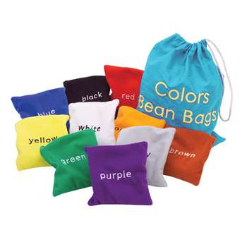 Colors Bean Bags By Educational Insights