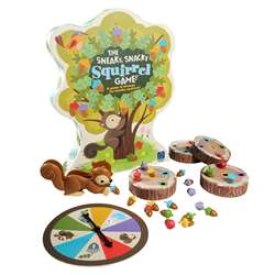The Sneaky Snacky Squirrel Game By Educational Insights