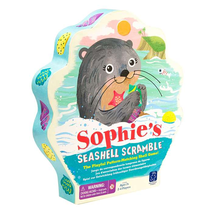 Sophies Seashell Scramble, EI-3418