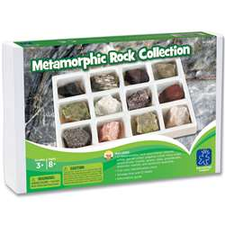 Metamorphic Rock Collection By Educational Insights