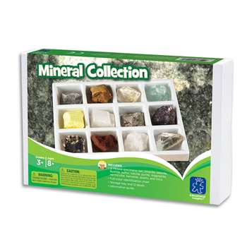 Minerals Collection By Educational Insights