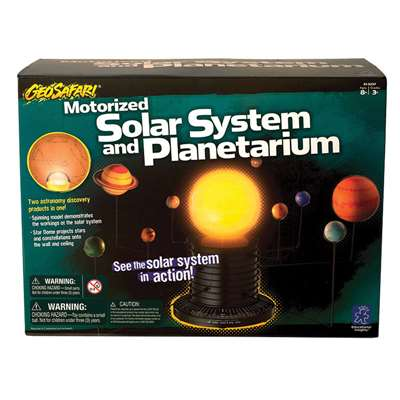 Motorized Solar System By Educational Insights