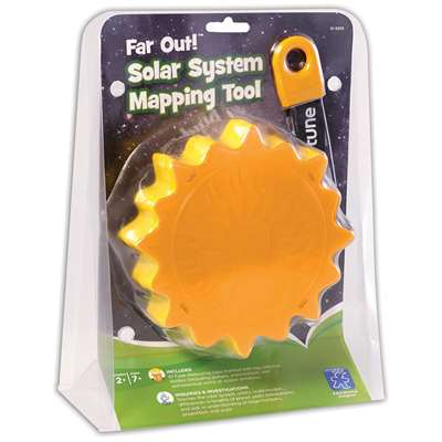 Far Out Solar System Mapping Tool By Educational Insights