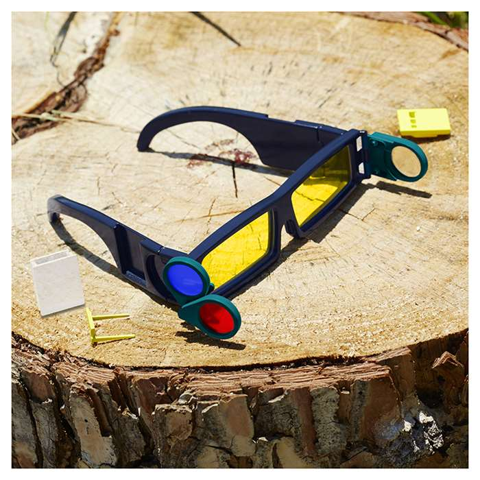 Geosafari Wearable Adventure Tools Glasses, EI-5278