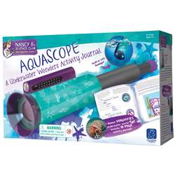 Nancy B Science Club Aquascope & Underwater Activity Journal By Educational Insights