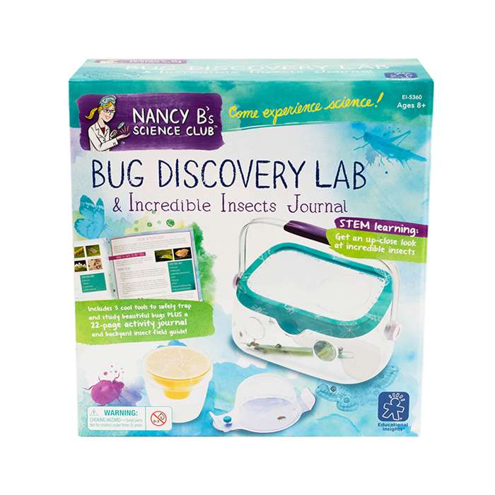 Nancy B Science Club Bug Discovery Lab & Incredibl, EI-5360