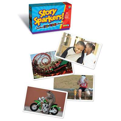 Story Sparkers Library By Educational Insights
