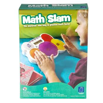 Math Slam By Educational Insights
