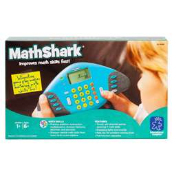 Mathshark Gr 1 & Up By Educational Insights