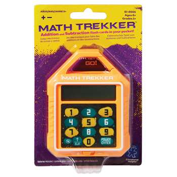 Shop Math Trekker Addition/Subtraction - Ei-8501 By Educational Insights