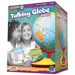 Geosafari Talking Globe Jr. By Educational Insights