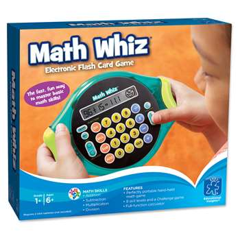 Math Whiz By Educational Insights