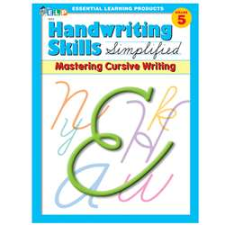 Handwriting Skills Simplified Mast By Essential Learning Products