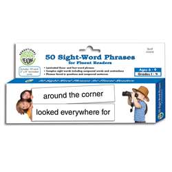 50 Sight Word Phrases For Fluent Readers, ELP133028