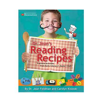 Dr Jeans Reading Recipes, ELP133037