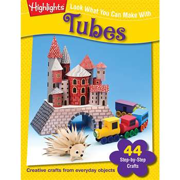 Look What You Can Make With Tubes By Essential Learning Products