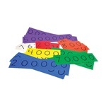Place Value Strips Units Thousands By Essential Learning Products