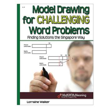 Model Drawing For Challenging Word Problems By Essential Learning Products