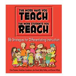 The More Ways You Teach The More Students You Reach By Essential Learning Products