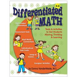 Differentiated Math By Essential Learning Products