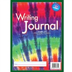 Zaner Bloser Writing Journal Gr 3-4 Tie Dye By Essential Learning Products