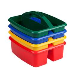 Large Art Caddy 4 Pack By Early Learning Resources