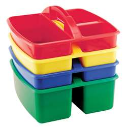 Small Art Caddy 4 Pack By Early Learning Resources