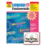 Language Fundamentals Grade 3 By Evan-Moor