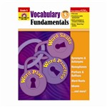 Vocabulary Fundamentals Gr 5 By Evan-Moor
