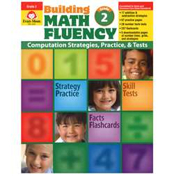 Math Fluency Gd 2 By Evan-Moor