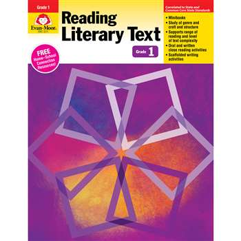 Reading Literary Text Gr 1, EMC3211
