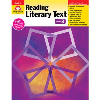 Reading Literary Text Gr 3, EMC3213