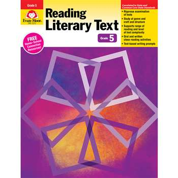 Reading Literary Text Gr 5, EMC3215